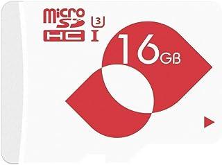 MENGMI micro超高速フラッシュメモリーカード16GB SDHC Class 10 U3高速読み書き カメラ専用カード SD変換アダプラ付 (16GB U3)