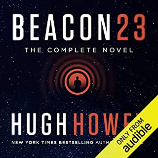 Beacon 23: The Complete Novel audiobook cover art
