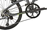 Tern Verge D9 20″ gunmetal/green 2018 Faltrad – kein Ebike - 6