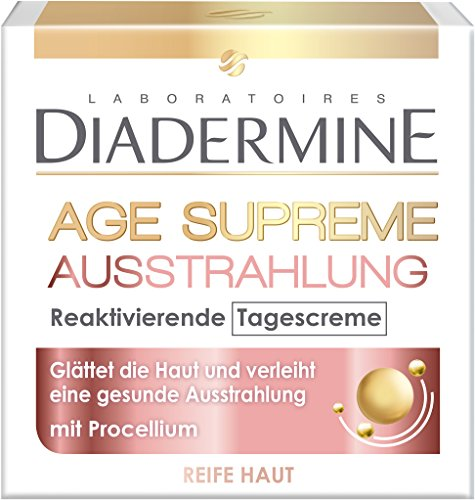 Diadermine Age Supreme Ausstrahlung Reaktivierend Tagescreme, 1er Pack (1 x 50 ml)