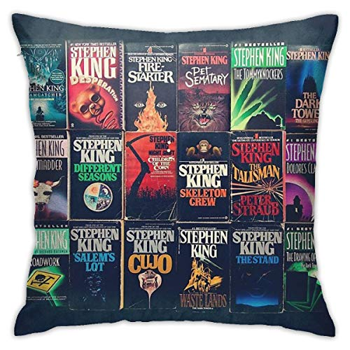 KIILA Stephen King Book Fronts Home...