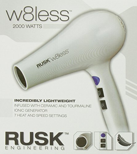 [category] RUSK Engineering W8less Professional 2000 Watt Dryer