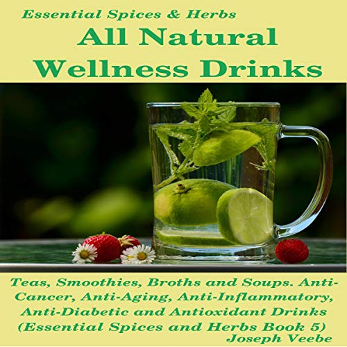 All Natural Wellness Drinks  By  cover art