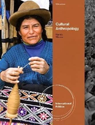 Cultural Anthropology, International Edition