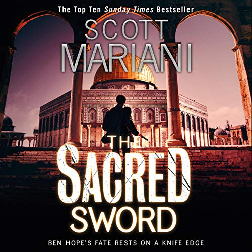 The Sacred Sword cover art