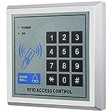 UHPPOTE 125KHz RFID ID Sistema De Control Acceso Indenpendiente Una Sola Puerta Teclado Soporta 500 Usuarios
