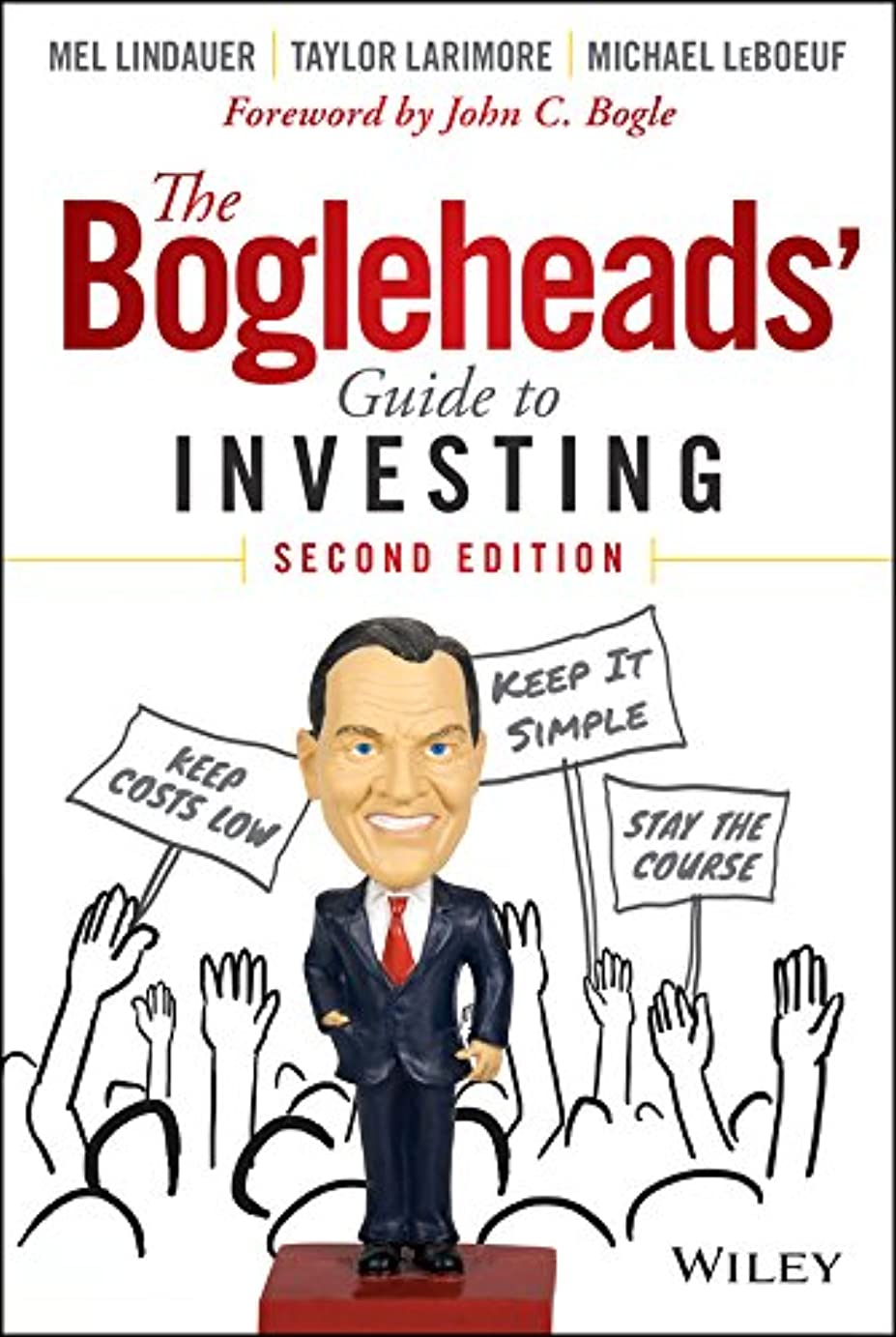 高める霧深い一般的なThe Bogleheads' Guide to Investing (English Edition)
