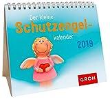 Der kleine Schutzengelkalender 2019: MiniMonatskalender - Groh Redaktionsteam