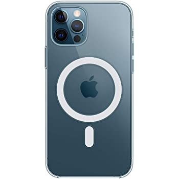 2020 Official Mag-Safe Clear Case with Mag-Safe Compatible with iPhone 12Pro MAX 6.7-Inch Clear Case with Mag-Safe (iPhone 12 Pro Max (6.7-Inch))