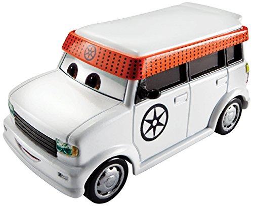Disney Pixar CARS 2 Movie 1:55 Die Cast Car *Ultimate Super Chase* Carateka - Edition Limitée: 4000 - Voiture Miniature Echelle 1:55