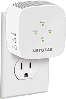 NETGEAR WiFi Range Extender EX2800 - Coverage up to 1200 sq.ft. and 20 devices WiFi Extender AC750 EX2800-1AZNAS