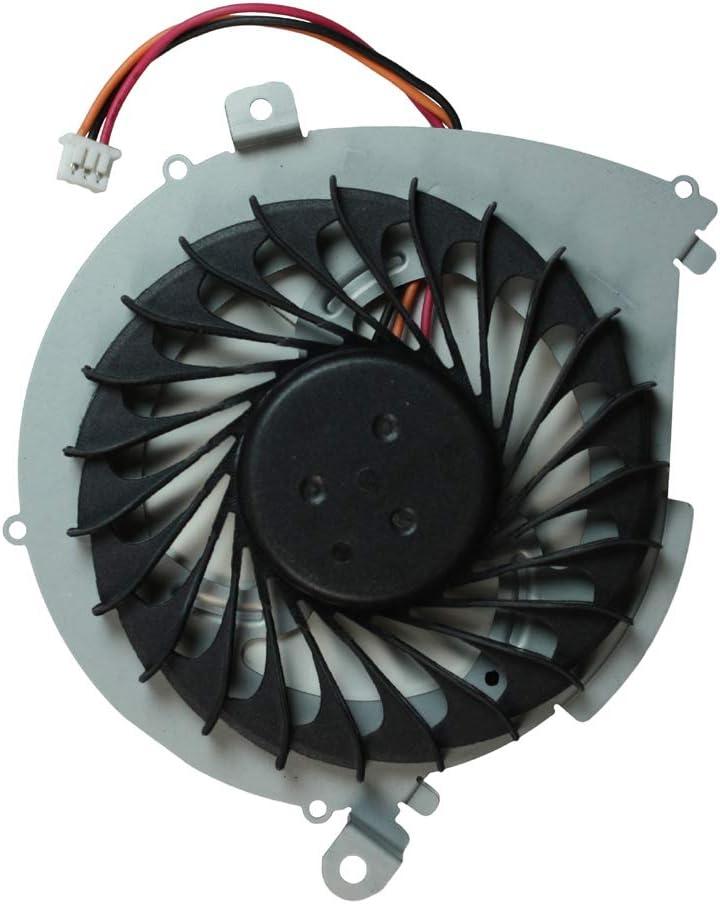Power4Laptops Ventilador para Ordenadores portátiles Compatible con Sony Vaio SVF1421Z2EW