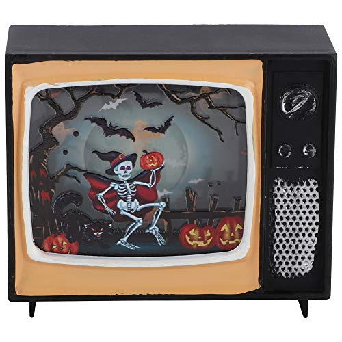 TV Pops Vintage Halloween Ornamento Fiesta para Festival (esqueleto)
