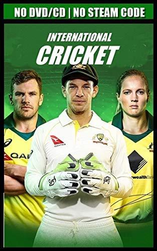 International Cricket 19 - Digital Download (NO DVD/CD) - Full PC Game (No Online Multiplayer) - PC