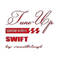 Tune-up mix SWIFT スイフト ステッカー レッド 赤