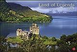 Land of Legends Kalender 2021: Schottlands Burgen und Schlösser