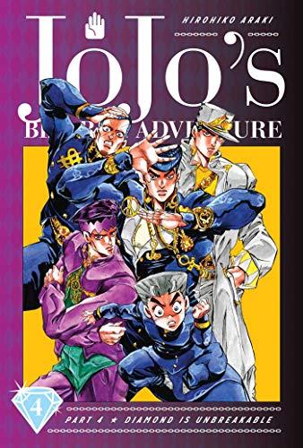 JoJo's Bizarre Adventure: Part 4 -- Diamond is Unbreakable, Vol. 4