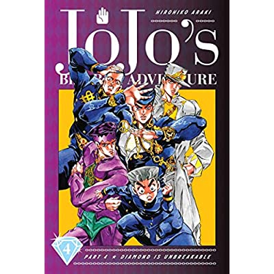 JoJo's Bizarre Adventure: Part 4 — Diamond is Unbreakable, Vol. 4