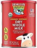 Organic Dry Whole Milk 30.6OZ (1.91lbs)