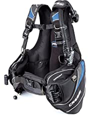 Cressi BCD Travelight, flotabilidad zorrera