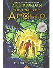 TRIALS OF APOLLO THE BURNING M: 3