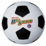 ミカサ(MIKASA) サッカーボール3号ゴム サッカー ボール F3-WBK WBK:ホワイト/ブラック フリーサイズ