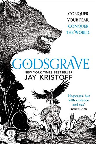 Godsgrave: Book two of Sunday Times bestselling fantasy adventure The Nevernight Chronicle: Book 2