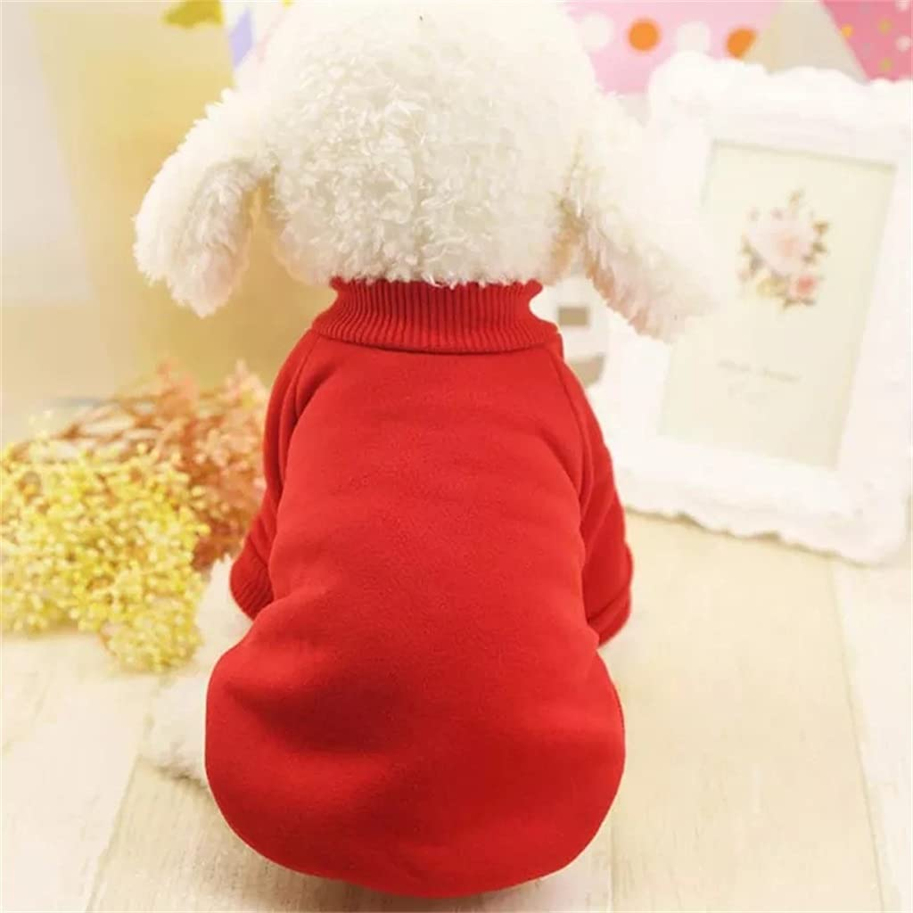 WZHSDKL Cotton Pet Clothes Dog Outlet SALE Leisure Hoodies Autumn Winter Swe Year-end annual account