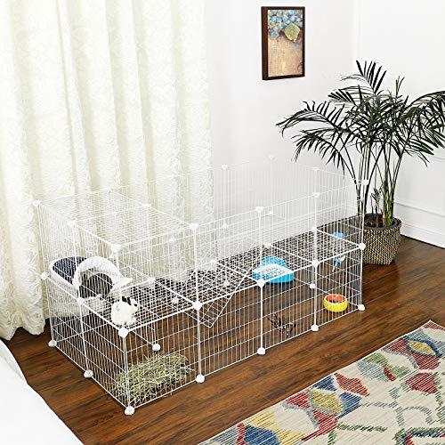 Metal Wire Pet Playpen