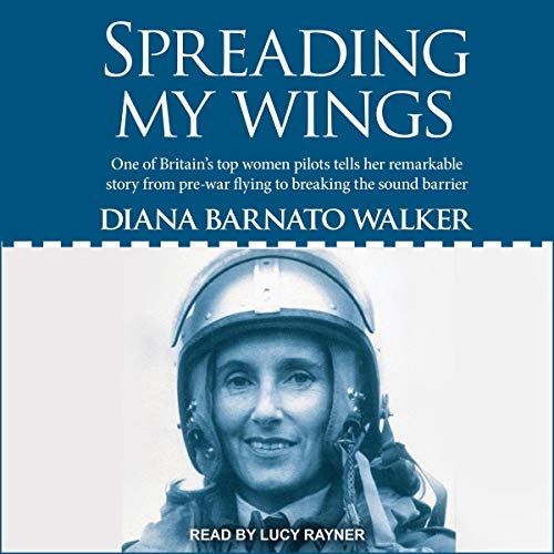 Spreading My Wings cover art