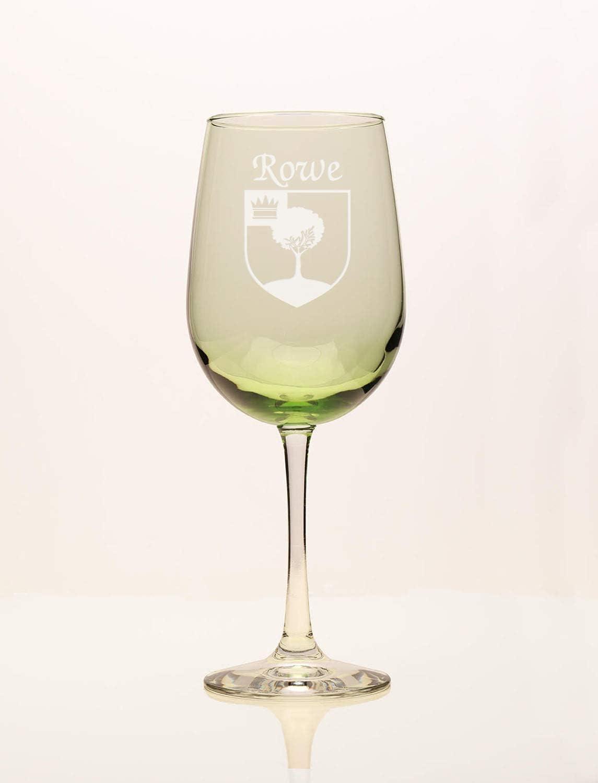 Rowe Irish Coat of San Antonio Mall Green Glass Wine Free shipping on posting reviews Arms