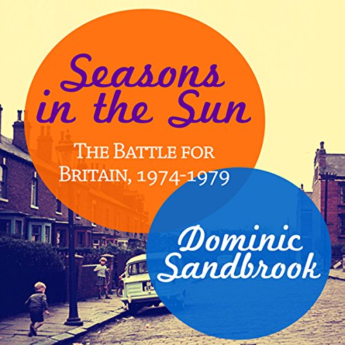 Seasons in the Sun audiobook cover art