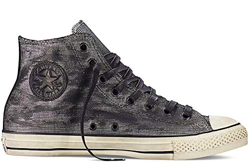 Converse Chuck Taylor All Star John Varvatos Silver Black shoe Fashion sneaker