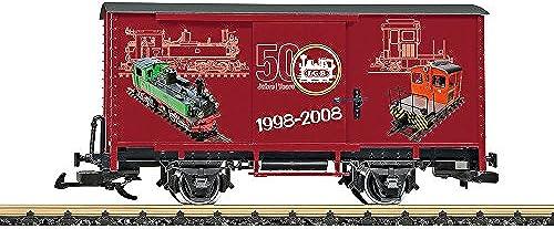LGB L40504 Modelleisenbahn-Waggon, Mehrfarbig