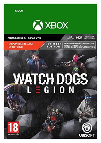 Watch Dogs Legion Ultimate Edition, Xbox - Codice Download