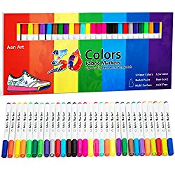 Best Markers For Canvas Shoes
