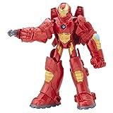 Hasbro C0479 6pieza(s) Rojo, Amarillo Niño figura de juguete para niños - Figuras de juguete para niños (Rojo, Amarillo, 4 año(s), Niño, Acción / Aventura, Marvel Heroes, 152,4 mm)