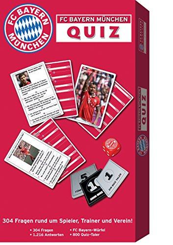 Teepe 29495 - FC Bayern München Quiz