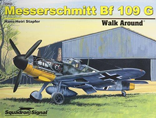 Price comparison product image Messerschmitt Bf 109G - Walk Around No. 43