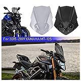 FATExpress MT125 15-19 Accesorios Parabrisas de la Motocicleta Flujo de Aire Deflectores de Viento...