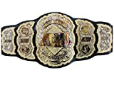 AEW World Wrestling Championship Belt Placas de 4 mm (réplica)