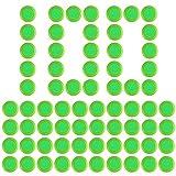 PeleusTech Disc Refill Set, 100PCS Soft Refill Disc...