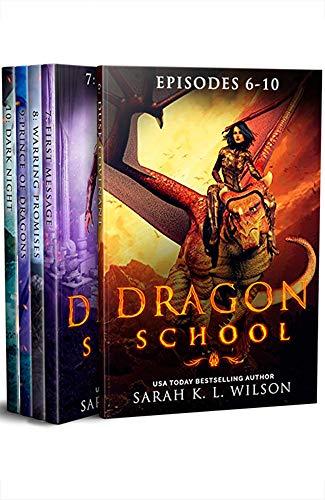 Dragon School: Episodes 6-10 (Dragon School Omnibus Book 2)