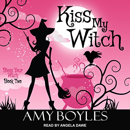 Couverture de Kiss My Witch