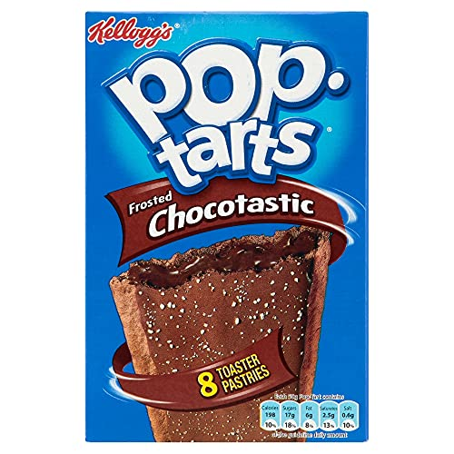 Kelloggs Pop-Tarts Frosted Chocotastic, 8 x 50 g