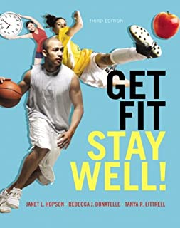 Get Fit, Stay Well! (3rd Edition)