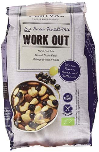Verival Für Nuss-Frucht Mix Work Out - Bio, 3er Pack (3 x 150 g Beutel) - Bio