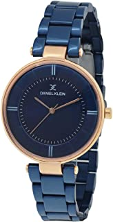 Daniel Klein Analog Blue Dial Women's Watch - DK11467-5