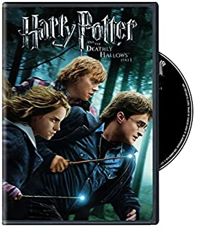 DVD Harry Potter and the Deathly Hallows, Part 1 Book