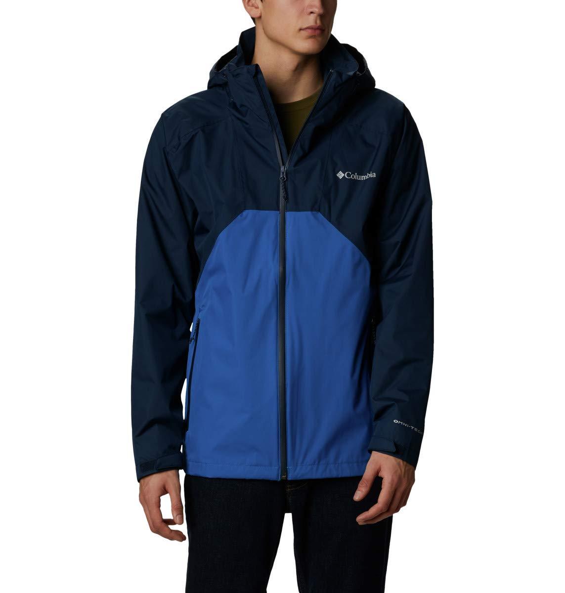 Columbia Rain Scape Jacket Homme